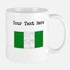 Nigeria Flag Mugs