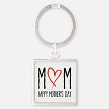 Happy mother's day mom Keychains