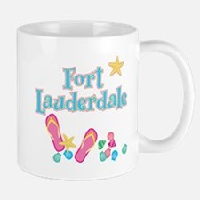 Ft Lauderdale Flip Flops - Mug