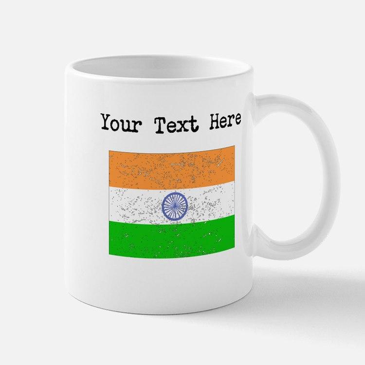 India Flag Mugs