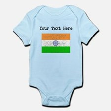 India Flag Body Suit
