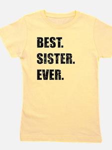 Best. Sister. Ever. Girl's Tee