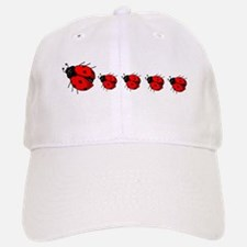 Lady Bug Baseball Baseball Cap