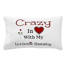 Icelandic Sheepdog Pillow Case