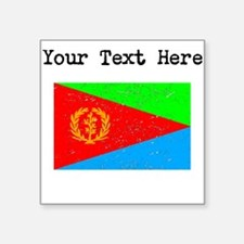 Eritrea Flag Sticker