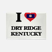 I love Dry Ridge Kentucky Magnets