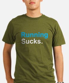 Cute Running sucks T-Shirt