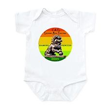 Diamond CATs Logo - Infant Bodysuit