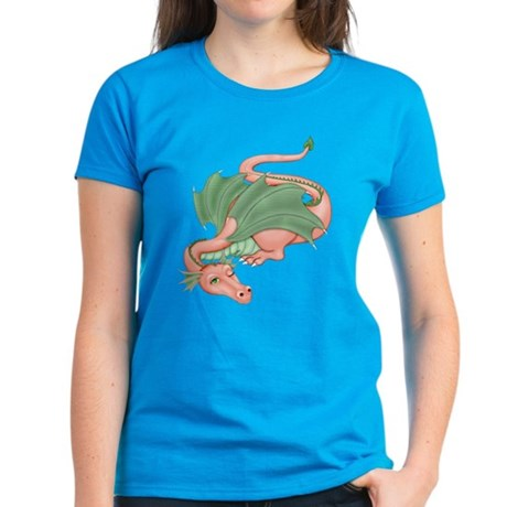 Coral Dragon Women's Dark T-Shirt
