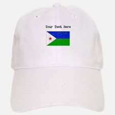 Djibouti Flag Baseball Baseball Baseball Cap