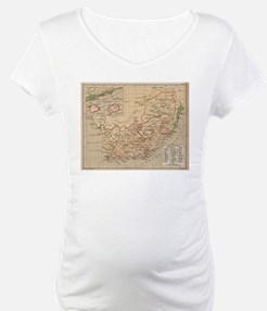 Vintage Map of South Africa (188 Shirt