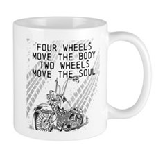 wheels Mugs