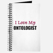 I Love My ONTOLOGIST Journal