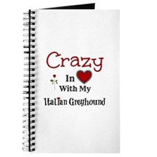 Italian Greyhound Journal