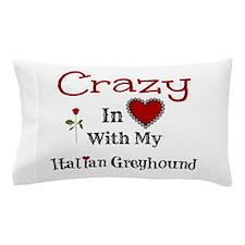 Italian Greyhound Pillow Case
