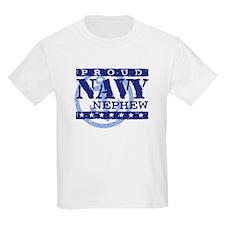 Proud Navy Nephew T-Shirt