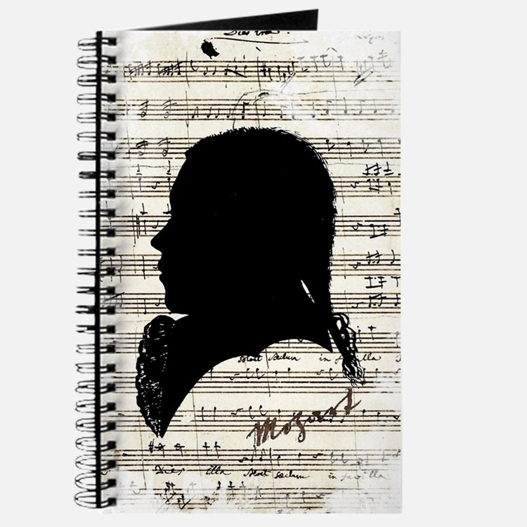 Wolfgang Amadeus Mozart Journal