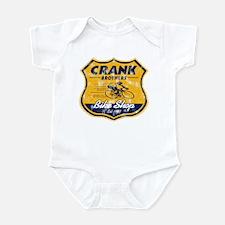 CRANK BROS. BIKES Infant Bodysuit