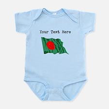 Bangladesh Flag Body Suit