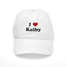 I Love Kolby Cap