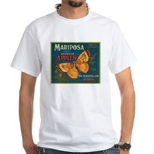 Mariposa Apples Crate Label Shirt