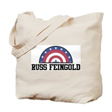 RUSS FEINGOLD - bunting Tote Bag