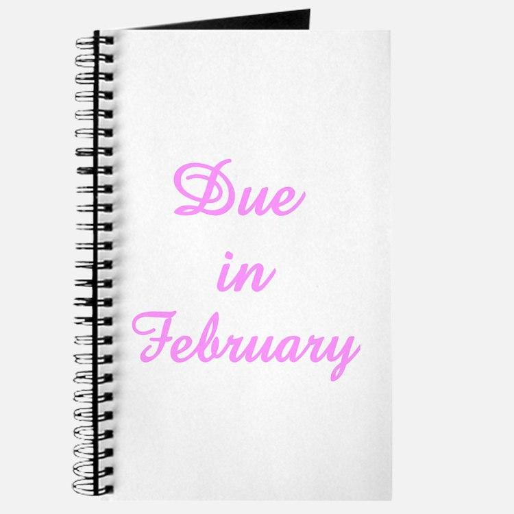 Twisted Imp Maternity Pregnancy Journal Feb