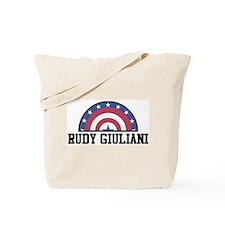 RUDY GIULIANI - bunting Tote Bag