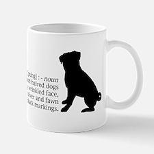 Pug Definition Mug