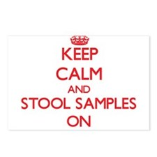 Funny Stool Postcards (Package of 8)