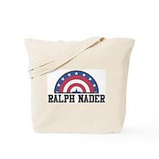 RALPH NADER - bunting Tote Bag