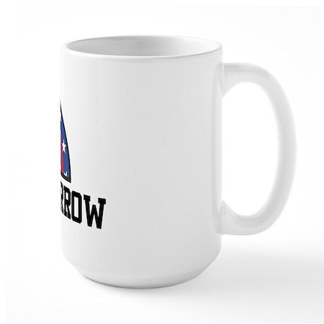PHILLIP MORROW - bunting Large Mug