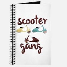Scooter Gang Journal