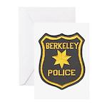 Berkeley Police Greeting Cards (Pk of 10)
