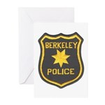 Berkeley Police Greeting Cards (Pk of 20)