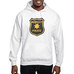 Berkeley Police Hooded Sweatshirt