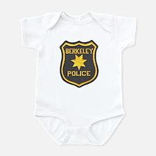 Berkeley Police Infant Bodysuit