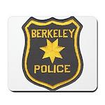 Berkeley Police Mousepad