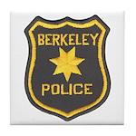Berkeley Police Tile Coaster