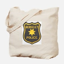Berkeley Police Tote Bag