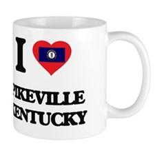 I love Pikeville Kentucky Mug