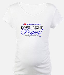 Cute Down syndrome Shirt