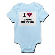 I love Union Kentucky Body Suit