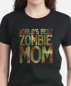 Worlds Best Zombie Mom Tee