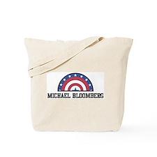 MICHAEL BLOOMBERG - bunting Tote Bag