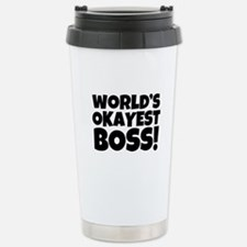 funny men's world's oka Travel Mug
