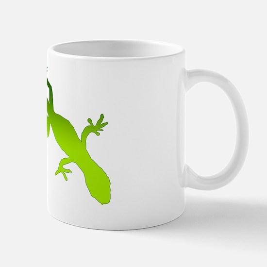 Gecko on The Wall Mug