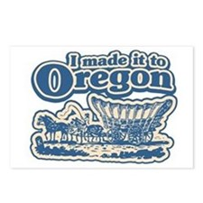 Gifts From Oregon Postcards (Package of 8)