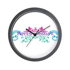 Phlebotomist - Occupation Designs Wall Clock