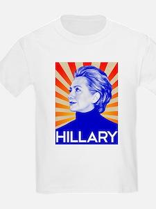 Hillary Clinton for President in 2016 t sh T-Shirt